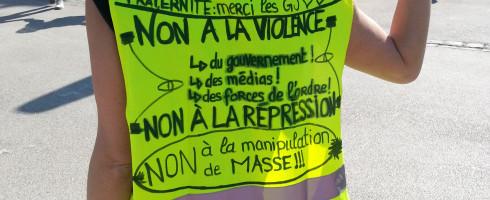 Pourquoi «je», pourquoi «nous» sommes Gilets Jaunes !!!